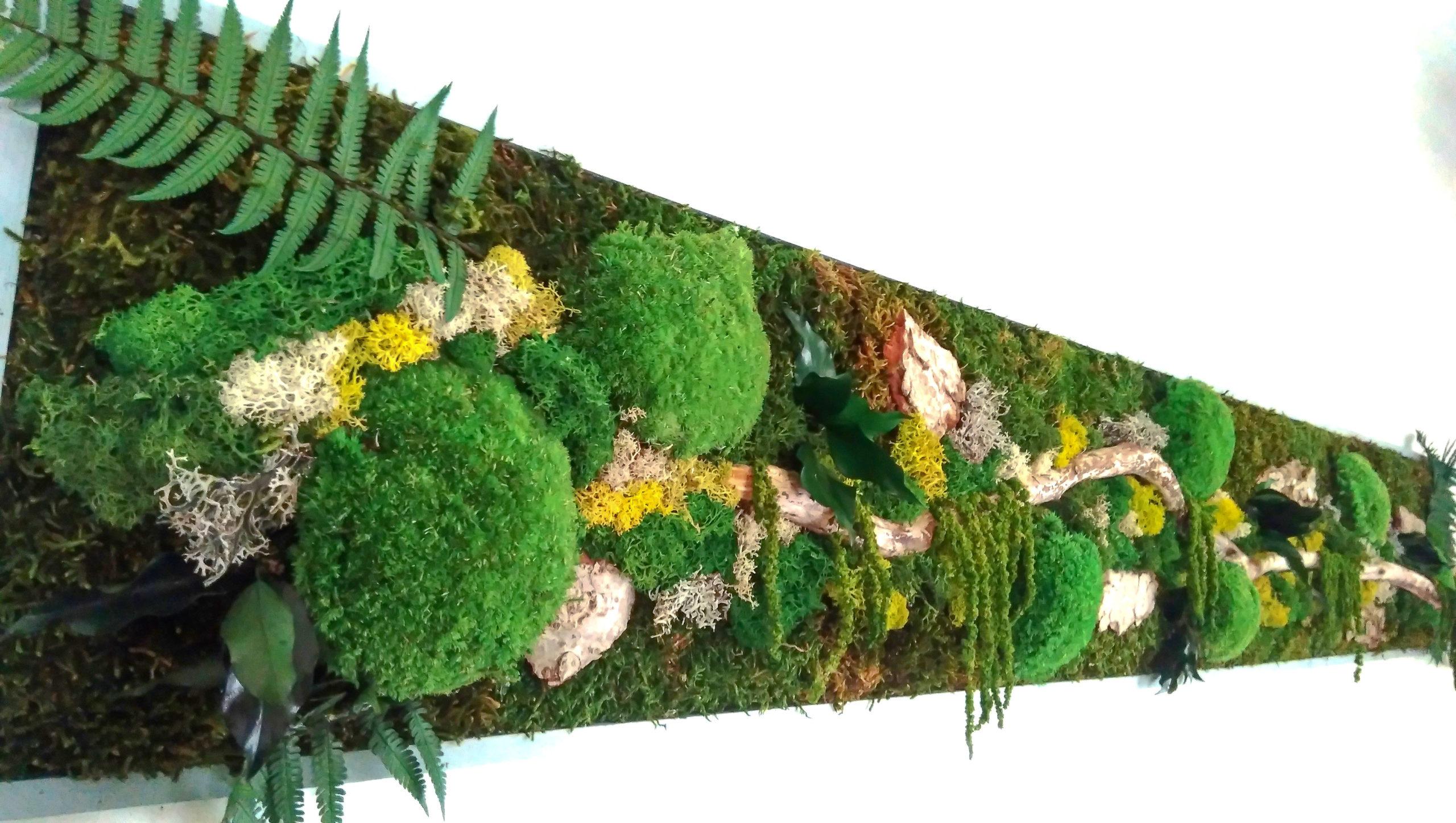 Tableau végétal