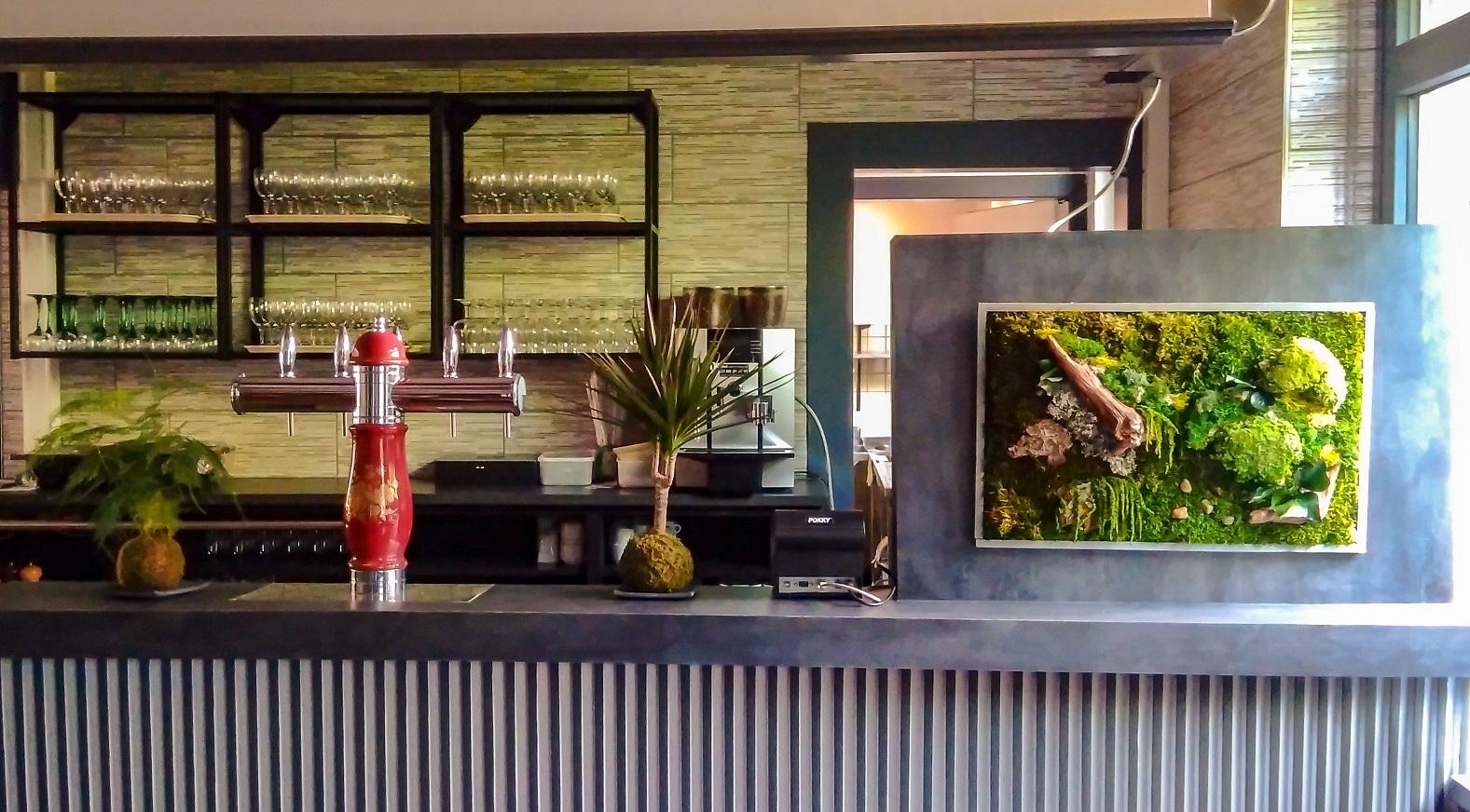 Décoration restaurant